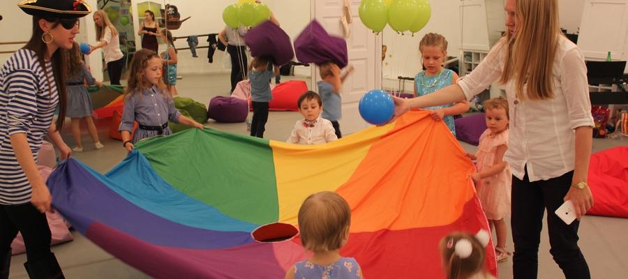 детские клубы москвы проведение дней рождений