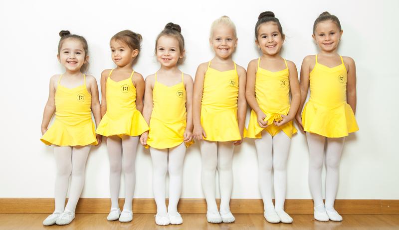 Балет для детей 2-4 года
