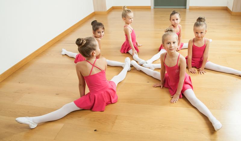 Балет для детей 4-6лет