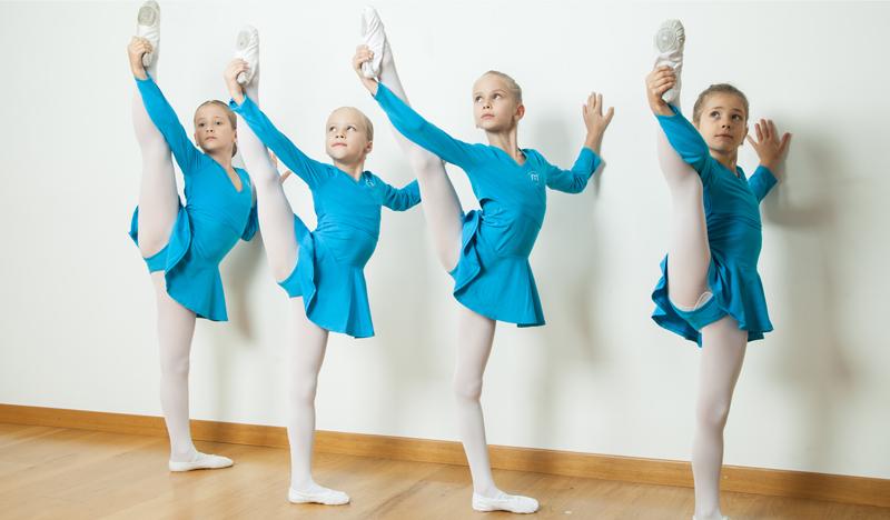 Балет для детей 7-12 лет