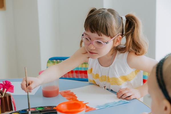 рисование для детей 7 лет