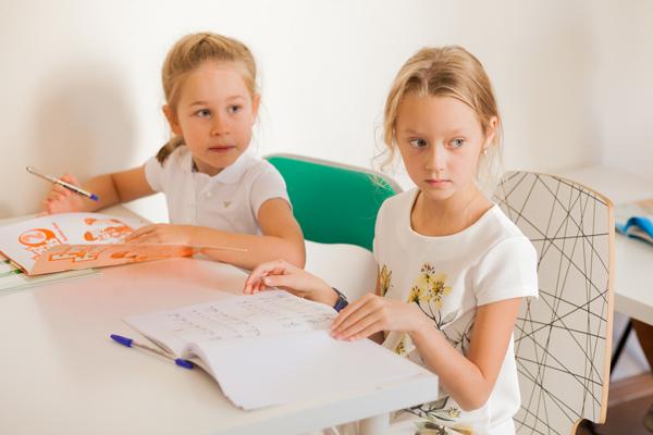 английский для детей 4 лет