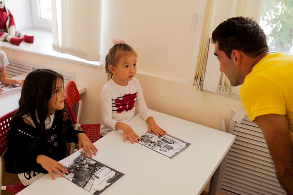 французский язык для детей 2-4 года
