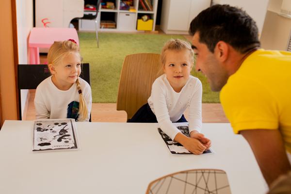 курсы французского языка для детей в москве