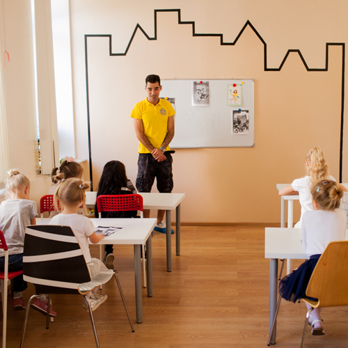 Французский язык для детей