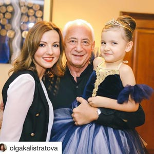Выступление на концерте Международного Благотворительного Фонда Владимира Спивакова